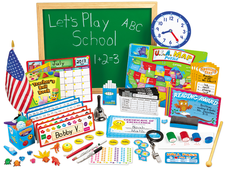 play teacher kit