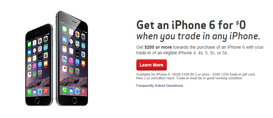 Maximizing and getting the Best Deal on the iPhone 6! #VZWBuzz